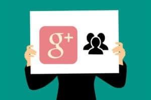 Cierra Google +