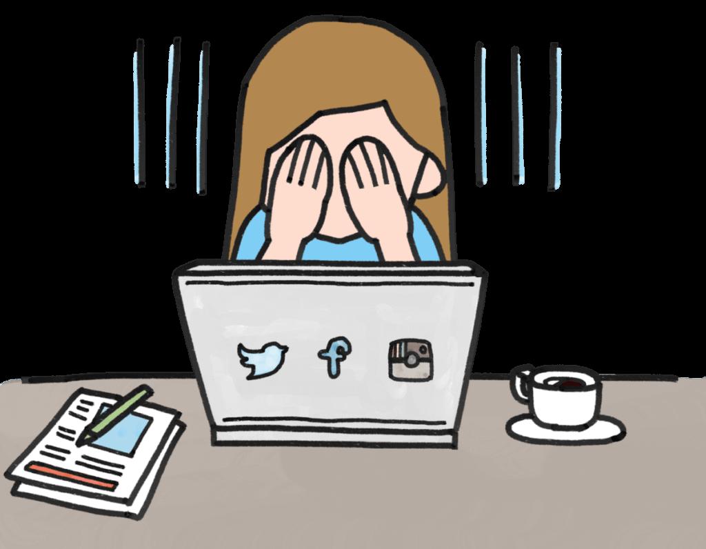 ¿Mides tus palabras en tus publicaciones y comentarios en las redes sociales?