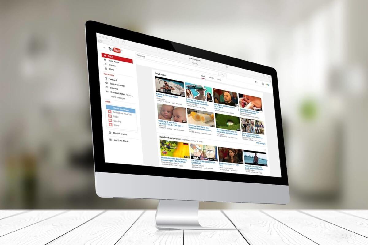 Novedades de YouTube para 2019