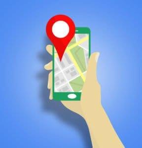 Google maps permitirá el uso de hashtags