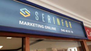 Cómo hacemos las páginas web en Serinfor Marketing