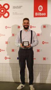 Atrio6, premiado en Bilbao Emprende