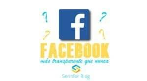 Actividad fuer de Facebook